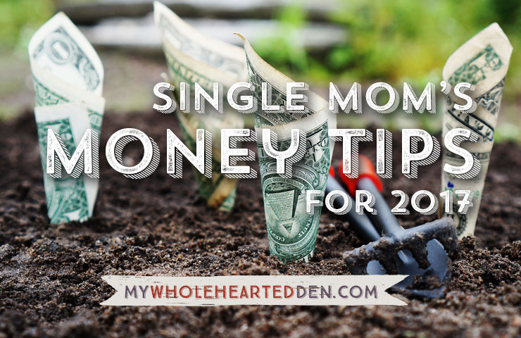 Single Mom's Money Tips for 2017